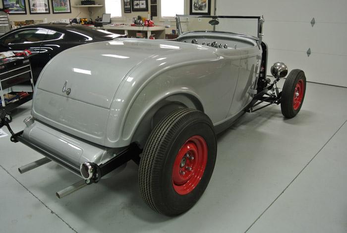Will Davenport Deuce Roadster
