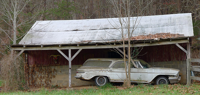1962 Chrysler Town & Country Station Wagon