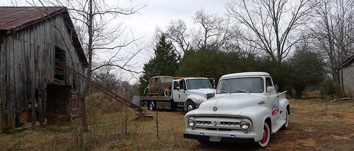 1936 Pierce Arrow Barn Find