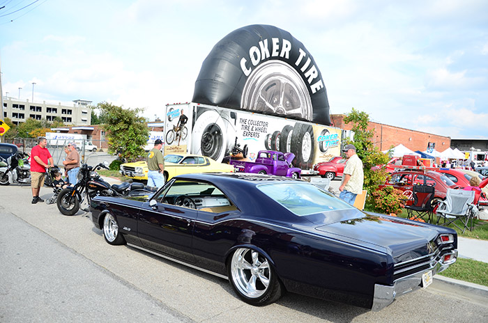 Chattanooga Cruise In 2012