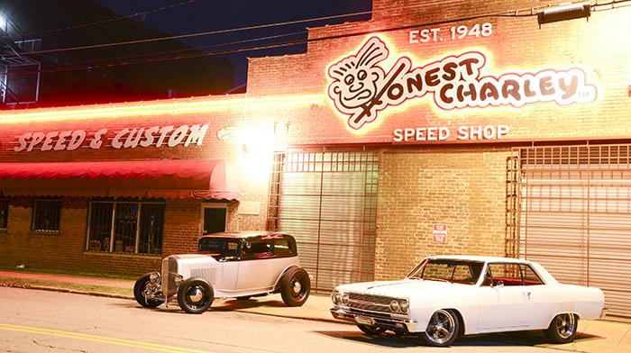 Honest Charley Speed Shop