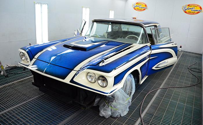 1959 Ford Thunderbird Custom