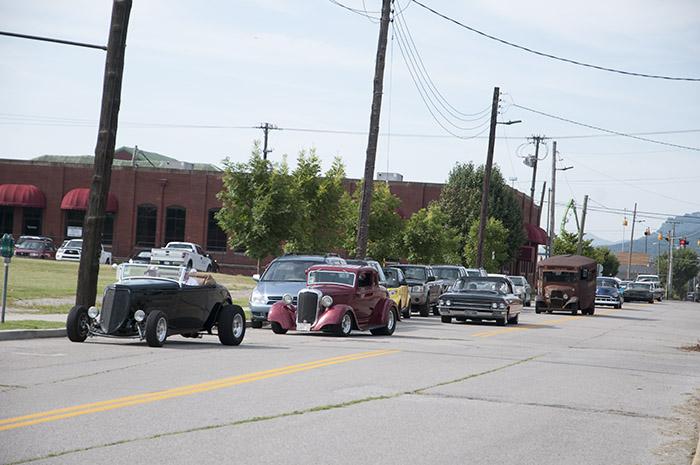 Street Rodder Road Tour