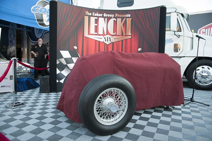 Lencki Six Engine