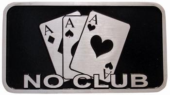 Aces No club-0