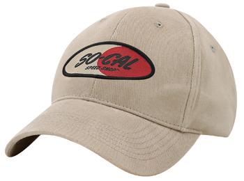 SO-CAL logo   Khaki   Small-Medium-0