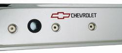 Valve Cover | Polished | Chevrolet® Name-0