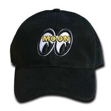 Mooneyes logo | Black-0