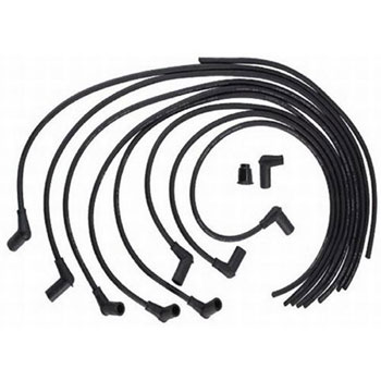 Plug Wire Set | Black | 7mm-0