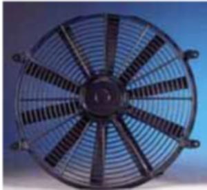 Flexalite TrimLine Electric Fan   Auxiliary Model #114-0