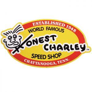 Honest Charley Large Embossed Sign-0