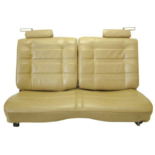 Upholstery | 1978-80 Vinyl Seat Set | Front & Rear -0