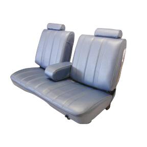 Upholstery | 1978-82 Vinyl Seat Set | Front & Rear -0