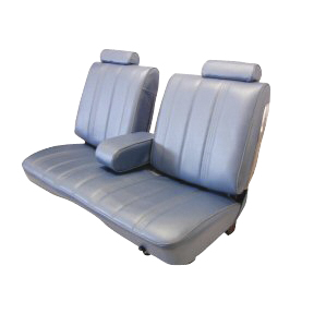 Upholstery | 1978-82 Vinyl Seat | Front Only-0