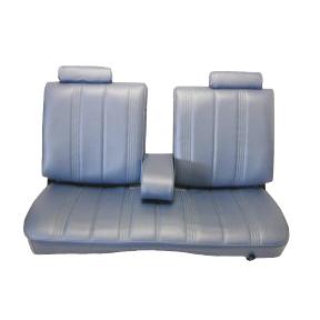 Upholstery | 1978-82 Vinyl Seat Set | Front & Rear -5522
