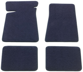 Floor Mats | Front Only | without Monogram-0