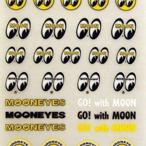 Moon Decal | Assortment Sheet-0
