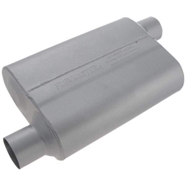 Flowmaster® 40 Series Muffler 2.50 Offset IN / 2.50 Offset OUT-0