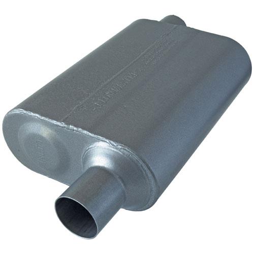 Flowmaster® 40 Series Muffler 2.25 Offset IN / 2.25 Offset OUT-0
