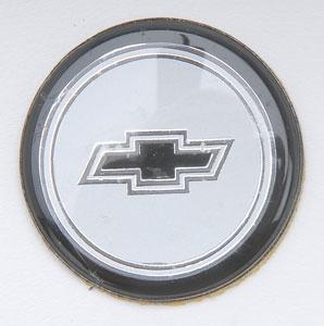Lecarra® Horn Button | Black Plastic with Bowtie-0