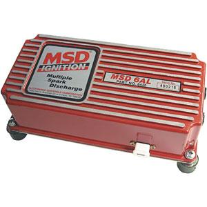 MSD-6AL Ignition Control with Rev Control 6425-0