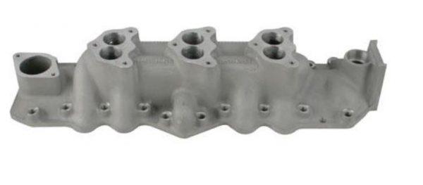 Offenhauser® Three Deuce Intake Manifold 1949-53 Ford 1077-0