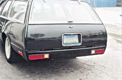 Roll Pan | Malibu Wagon -0