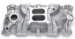 Edelbrock® 1955-86 Small Block Chevy Performer EPS (Non-EGR) Intake 2701-0