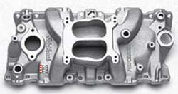 Edelbrock® Performer Intake | (Non-EGR) | 1987-95 Small Block Chevy with Cast Iron Heads 2104-0