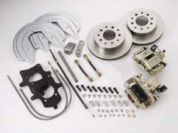 Front Disc Brake 4-Piston Kit-0