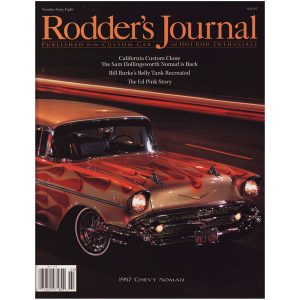 The Rodder's Journal 1957 Chevy Nomad-0