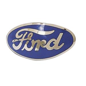 Radiator Shell Emblem 1932-0