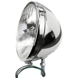 Headlamp | Quartz with Script | 1933-34 Ford-0