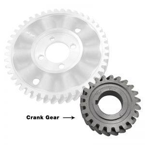 Crank Gear 8BA-0