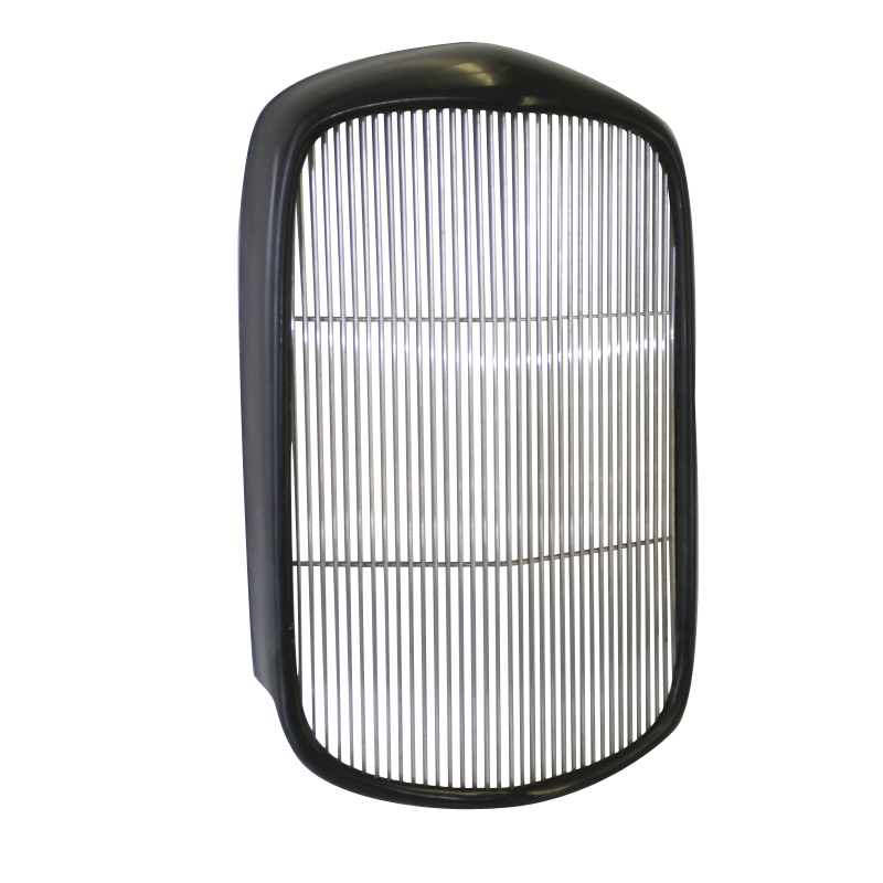 Alumicraft Grille | 1932 Ford | ¼ Spacing Front Polish-0