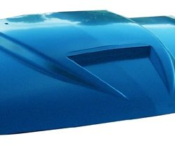 Ram Air Hood | 1994-2004 Chevy S-10 -0