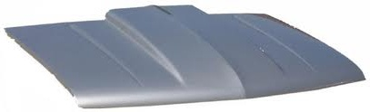 2 inch Cowl Induction Hood   1988-1998 Chevy C/K Truck -0