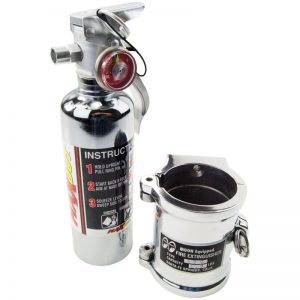 Moon Fire Extinguisher | Chrome-0