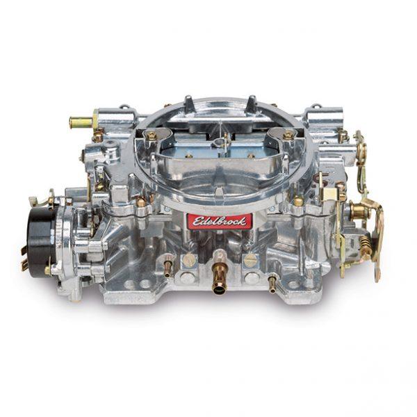 Edelbrock 1400 | Carburetor 600CFM Electric Choke -0
