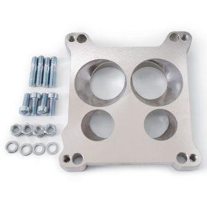 Edelbrock 2696 | Adapter Square Bore to Quadrajet-0