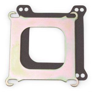 Edelbrock 2732   Adapter Square Bore to Spread Bore Carburetor-0