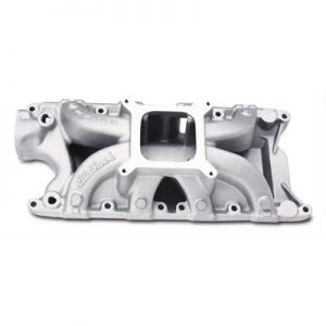 Edelbrock 2921   Victor Jr. Intake Manifold   Small Block Ford-0