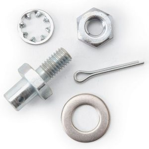 Edelbrock 8009   Throttle Cable Adapter Stud Kit For Chevy-0