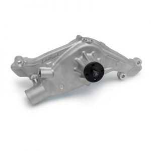 Edelbrock 8858 | Aluminum Water Pump For 348-409 Chevy | As cast-0