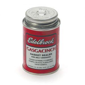 Edelbrock Gasgacinch 9300 | Water and Oil ResisTant Gasket Sealer-0