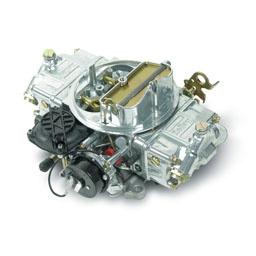 Holley 670cfm Carburetor with Electric Choke-0