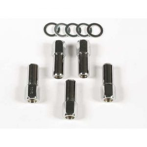 Open Ended 1/2 inch Lug Nuts For Compeition | 1 inch Shank-0