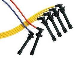 Plug Wires 8mm Custom Fit-0