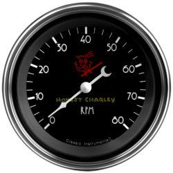 Honest Charley Tach Black 8000 RPM-0