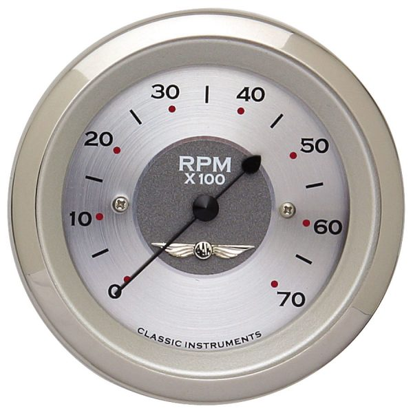 All American Series 7000 rpm Tach-0